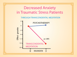 Transcendente Meditatie in vergelijking met Psychotherapie